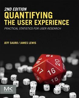 Abbildung von Sauro / Lewis | Quantifying the User Experience | 2016 | Practical Statistics for User ...