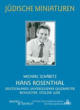 Abbildung von Schäbitz | Hans Rosenthal | 2016 | Deutschlands unvergessener Qui... | 19