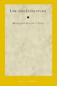 Abbildung von Falcón y Tella | Law and Literature | 2016