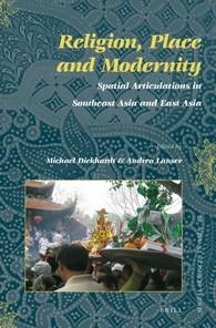 Abbildung von Religion, Place and Modernity | 2016