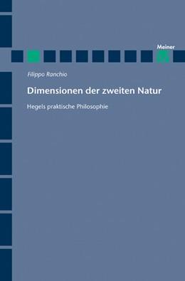 Abbildung von Ranchio   Dimensionen der zweiten Natur   1. Auflage   2016   beck-shop.de