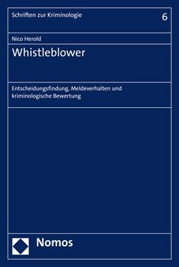 Abbildung von Herold | Whistleblower | 2016 | Entscheidungsfindung, Meldever... | 6