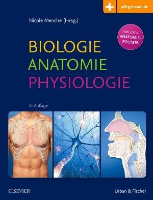 Biologie Anatomie Physiologie | Menche (Hrsg.) | 8. Auflage, 2016 | Buch (Cover)