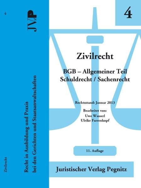 Zivilrecht | Farrenkopf / Wasserl | 12. Auflage, 2015 | Buch (Cover)