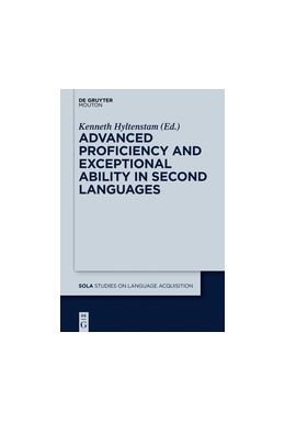 Abbildung von Hyltenstam | Advanced Proficiency and Exceptional Ability in Second Languages | 1. Auflage | 2016 | 51 | beck-shop.de