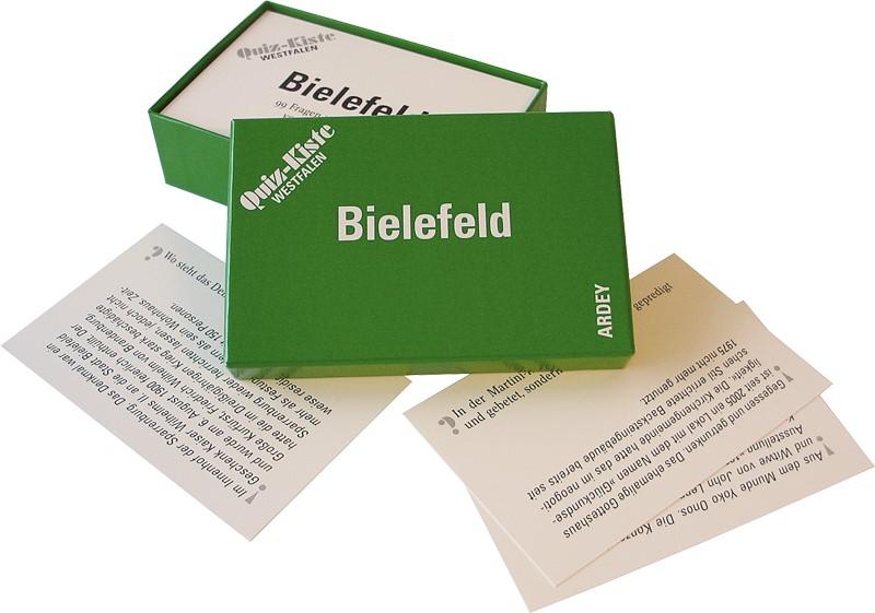 Abbildung von Doblies | Quiz-Kiste Westfalen -- Bielefeld | 2., aktualisierte und überarbeitete Ausgabe | 2016