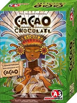 Abbildung von Walker-Harding   Cacao - Chocolatl. - 1. Erweiterung   1. Auflage   2016   beck-shop.de