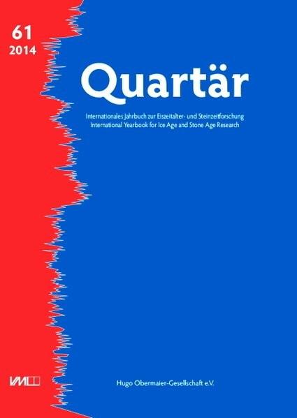 Quartär 62, 2015 | Müller / Costamagno / Eriksen / Richter / Street / Weniger, 2015 | Buch (Cover)