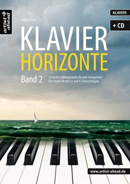 Abbildung von Kreft | Klavier-Horizonte - Band 2 | 2. Auflage | 2016 | beck-shop.de