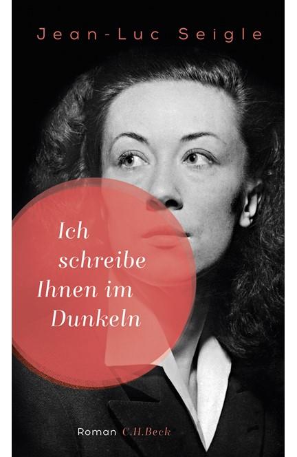 Cover: Jean-Luc Seigle, Ich schreibe Ihnen im Dunkeln