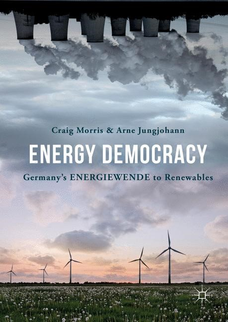 Energy Democracy | Morris / Jungjohann | 1st ed. 2016, 2016 | Buch (Cover)