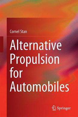 Abbildung von Stan   Alternative Propulsion for Automobiles   1. Auflage   2016   beck-shop.de