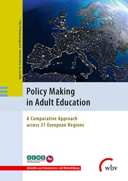 Abbildung von Policy Making in Adult Education | 2016 | A Comparative Approach across ...