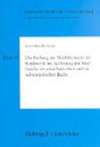 Die Stellung des Stiefelternteils im Kindsrecht bei Auflösung der Stieffamilie im amerikanischen und im schweizerischen Recht | Boos-Hersberger | Buch (Cover)