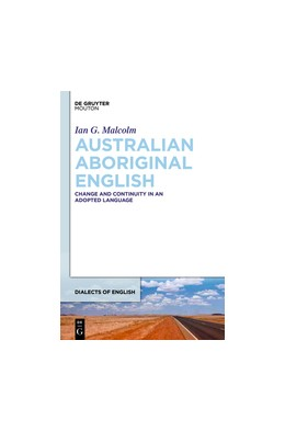 Abbildung von Malcolm | Australian Aboriginal English | 2018 | Change and Continuity in an Ad... | 16