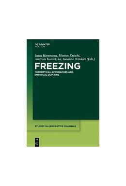 Abbildung von Hartmann / Jäger   Freezing   1. Auflage   2018   beck-shop.de