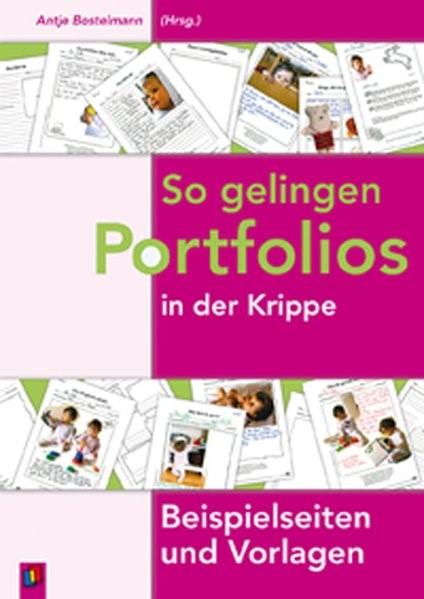 So gelingen Portfolios in der Krippe | Bostelmann, 2009 | Buch (Cover)