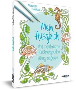 Abbildung von Malbuch für Erwachsene: Mein Ausgleich | 2016