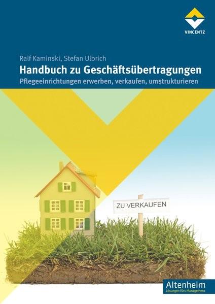 Handbuch zu Geschäftsübertragungen | Kaminski / Ulbrich, 2016 | Buch (Cover)