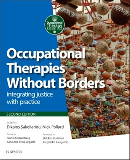 Abbildung von Sakellariou / Pollard | Occupational Therapies Without Borders | 2016 | integrating justice with pract...