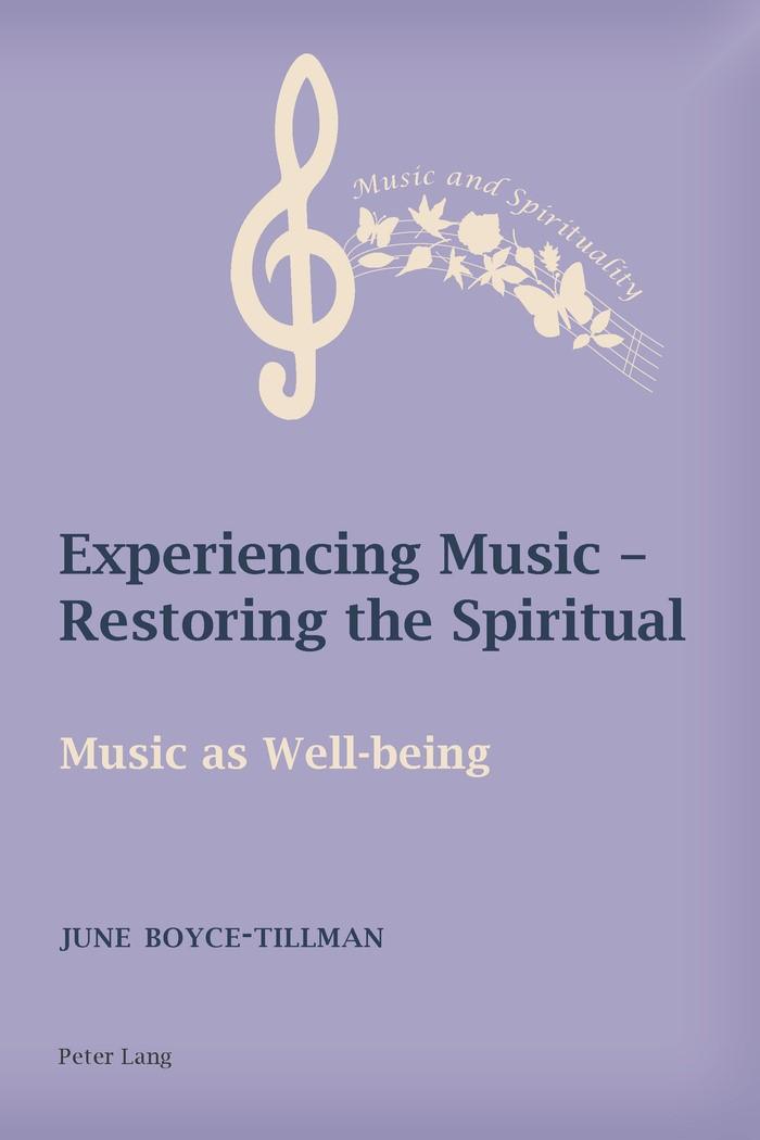 Experiencing Music – Restoring the Spiritual | Boyce-Tillman, 2016 | Buch (Cover)