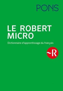 Abbildung von PONS Le Robert Micro | 2017 | Dictionnaire d'apprentissage d...