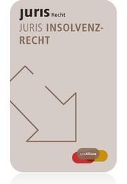 juris PartnerModul Insolvenzrecht - Jahresabonnement, 2016 (Cover)