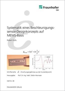 Abbildung von Külls / Thoma | Systematik eines Beschleunigungssensor-Designkonzepts auf MEMS-Basis. | 1. Auflage | 2016 | 28 | beck-shop.de