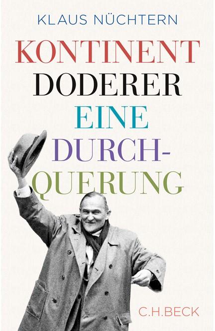 Cover: Klaus Nüchtern, Kontinent Doderer