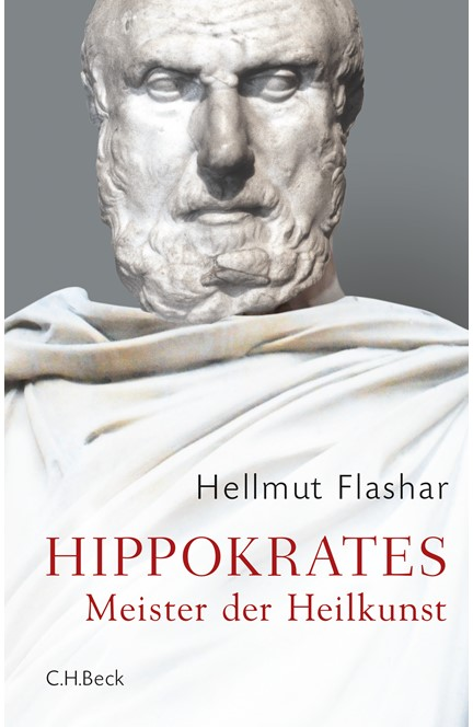 Cover: Hellmut Flashar, Hippokrates