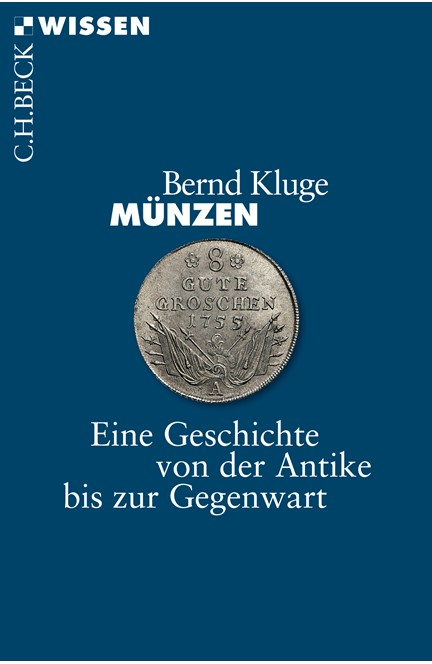 Cover: Bernd Kluge, Münzen
