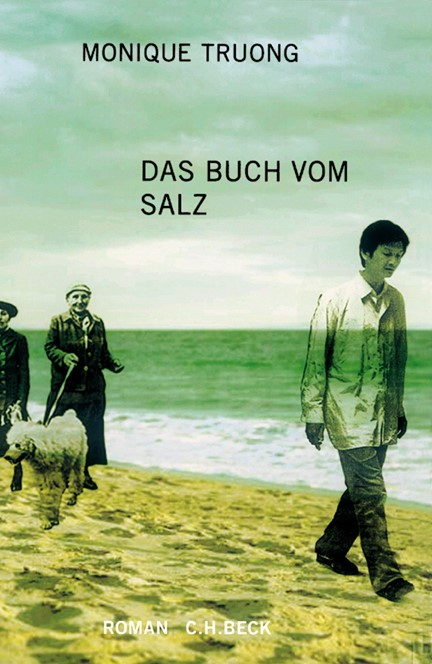 Cover: Monique Truong, Das Buch vom Salz