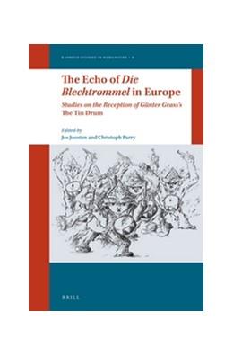 Abbildung von The Echo of <i>Die Blechtrommel</i> in Europe | 2016 | Studies on the Reception of Gü... | 6
