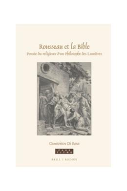 Abbildung von Di Rosa | Rousseau et la Bible | 2016 | Pensée du religieux d'un Philo... | 410