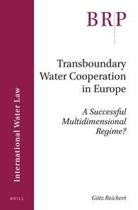 Abbildung von Reichert | Transboundary Water Cooperation in Europe | 2016