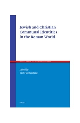 Abbildung von Furstenberg | Jewish and Christian Communal Identities in the Roman World | 2016 | 94