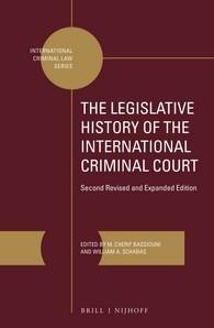 Abbildung von Bassiouni / Schabas | The Legislative History of the International Criminal Court (2 vols.) | 2016
