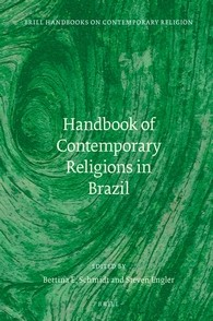 Abbildung von Schmidt / Engler | Handbook of Contemporary Religions in Brazil | 2016