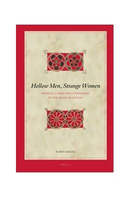 Abbildung von Baker | Hollow Men, Strange Women | 2016 | Riddles, Codes and Otherness i... | 143