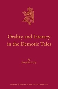 Abbildung von Jay   Orality and Literacy in the Demotic Tales   2016