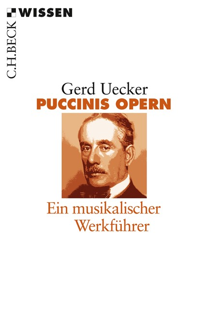 Cover: Gerd Uecker, Puccinis Opern