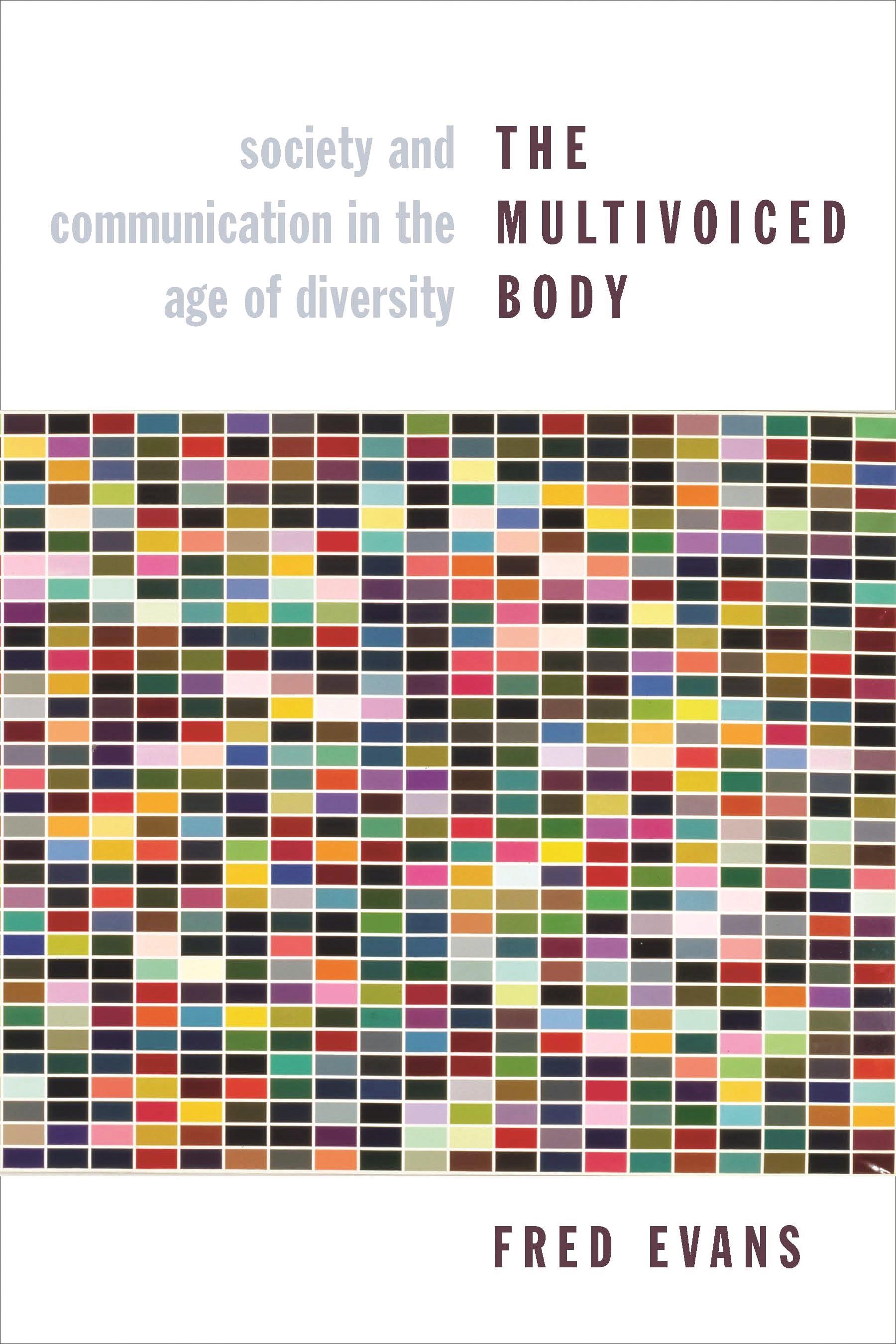 Abbildung von Evans   The Multivoiced Body   2009