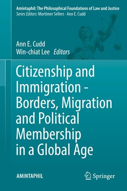 Abbildung von Cudd / Lee | Citizenship and Immigration - Borders, Migration and Political Membership in a Global Age | 1. Auflage | 2016 | 6 | beck-shop.de
