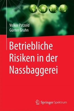 Abbildung von Patzold / Gruhn   Betriebliche Risiken in der Nassbaggerei   1. Auflage   2016   beck-shop.de