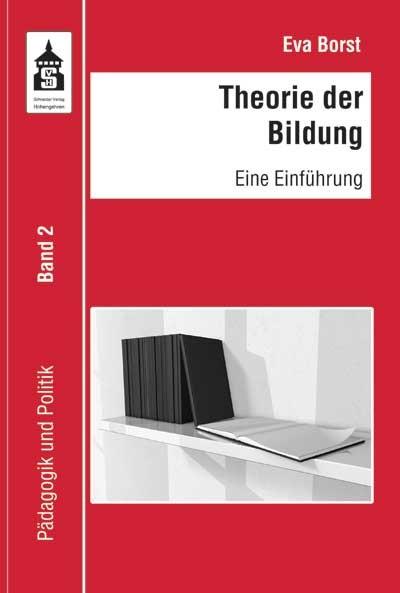 Theorie der Bildung | Borst | 4. überarb. Aufl., 2016 (Cover)