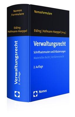 Verwaltungsrecht | Eiding / Hofmann-Hoeppel (Hrsg.) | 2. Auflage, 2017 (Cover)