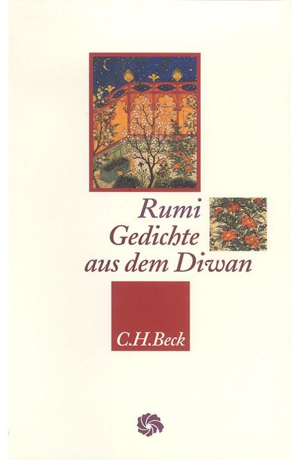 Cover: Dschalaluddin Rumi, Gedichte aus dem Diwan
