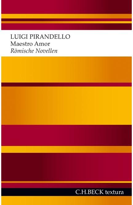 Cover: Luigi Pirandello, Maestro Amor