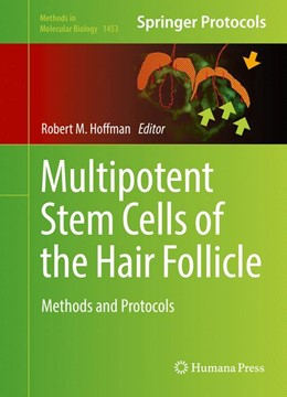 Abbildung von Hoffman | Multipotent Stem Cells of the Hair Follicle | 1st ed. 2016 | 2016 | Methods and Protocols | 1453