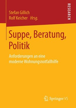 Abbildung von Gillich / Keicher   Suppe, Beratung, Politik   2016   Anforderungen an eine moderne ...